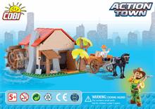 COBI Action Town Farm Watermill
