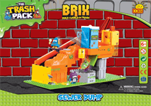 Trash Pack Can Ies Sewer Dump Truck
